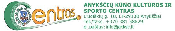 Anykščių sporto centras