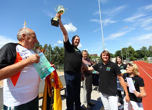 Anykščiuose surengtos XI rajono seniūnijų sporto žaidynės (FOTO)
