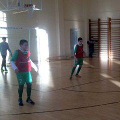 Jaunieji Anykščių futbolininkai puikiai pasirodė antrajame apskrities ture