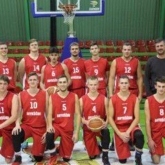 Anykščių KKSC krepšinio komanda Molėtuose pataikė net 14 tritaškių
