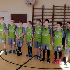 Jaunieji Anykščių krepšininkai turnyre Kupiškyje užėmė trečiąją vietą