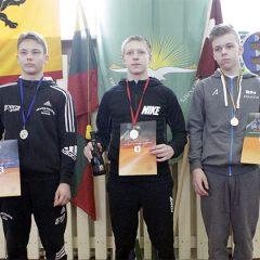 Turnyre Troškūnuose Anykščių imtynininkai iškovojo 12 medalių