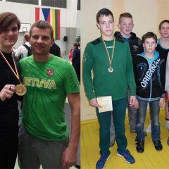 D.Domikaitytė – tarptautinio imtynių turnyro Vokietijoje nugalėtoja!
