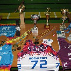 Apdovanoti geriausi Anykščių rajono sportininkai (FOTO)