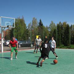 Anykščiuose surengtos seniūnijų sporto žaidynės (FOTO)