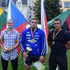 Anykščių sunkiaatlečiai pasidabino aukso medaliais
