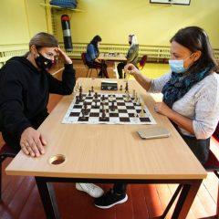 Anykščiuose vyko raj. seniūnijų šachmatų ir štangos spaudimo varžybos (FOTO)