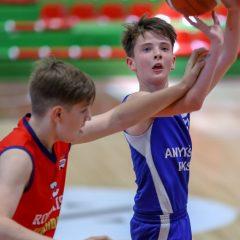 Anykštėnai sužaidė draugiškas rungtynes prieš Rokiškio komandą (FOTO)