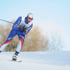 Anykštėnai slidinėjimo varžybose Ignalinoje užėmė prizines vietas