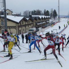 Anykščių KKSC biatlonininkai dalyvavo varžybose Rusijoje