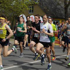 """Balandžio 30 dieną – bėgimas """"Anykščiai – Puntuko akmuo – Anykščiai"""""""