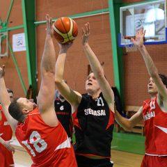 Anykščių rajono krepšinio pirmenybėse nukarūnuoti čempionai (FOTO)