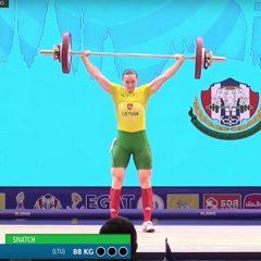 Pasaulio čempionate G.Bražaitė užėmė 13 vietą (VIDEO)