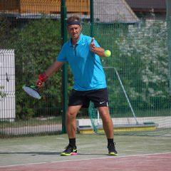 Anykščiuose prasidėjo tarpmiestinis teniso dvejetų turnyras (FOTO)
