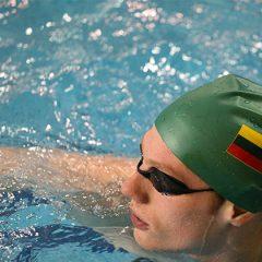 Anykščių plaukimo festivalyje – du J.Bačkulio medaliai (FOTO, VIDEO)