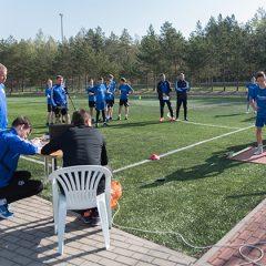 UAFF talentų stovykloje – trys jaunieji AKKSC futbolininkai