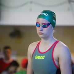 A.Zlatkutė pateko į savo amžiaus Lietuvos plaukimo rinktinę