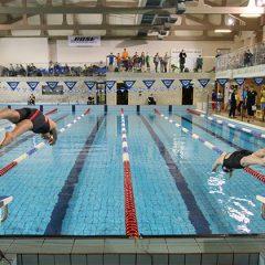 Anykštėnai plaukimo varžybose Alytuje pateko į finalus