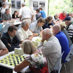 Miesto šventės metu vyko šachmatų ir šaškių turnyrai (FOTO)