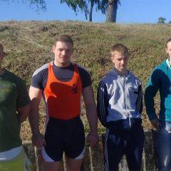 Anykštėnai sublizgėjo Lietuvos sunkiosios atletikos čempionate (FOTO)