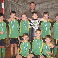 Jaunieji futbolininkai dalyvavo turnyre Utenoje
