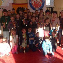 Troškūnuose vyko tradicinis XXII-asis imtynių turnyras